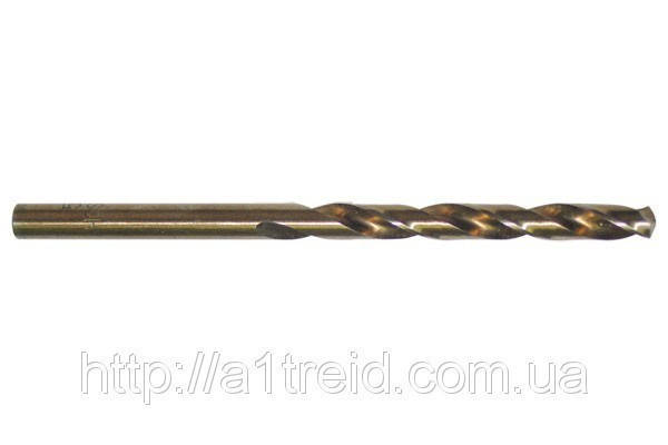Сверло по металлу, 2,5 мм, HSS, Cobalt (2шт.) , фото 2