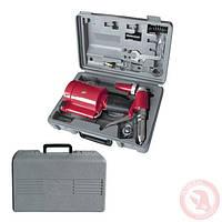 Пистолет заклепочный пневматический в чемодане с аксессуарами