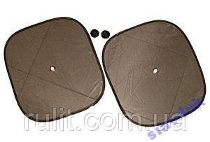 Солнцезащитные шторки на боковые стекла 2 шт 201