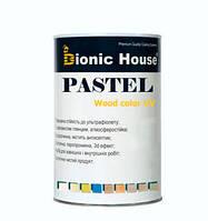 Pastel ″Wood Color″ Bionic House Краска для дерева акрил 0.8л