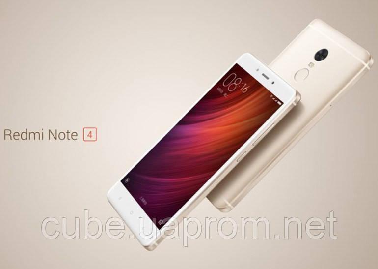 Смартфон Xiaomi Redmi Note 4 3/64 GB Grey украинская версия