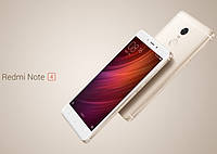 Смартфон Xiaomi Redmi Note 4 3/32 GB Gold, Silver, Grey украинская версия
