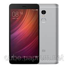 Смартфон Xiaomi Redmi Note 4 3/32 GB Grey Black українська версія