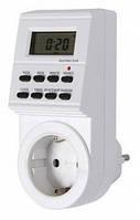 Таймер электромеханический розеточный суточный e.control.t14