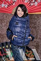 Куртка женская / плащевка, синтепон 100 / Украина, фото 1