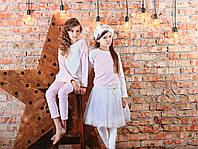 Красивая кофта для девочки  ТМ МОНЕ р-р 134