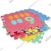 Цифры, Пазл - коврик для детей, фото 1
