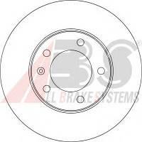 Тормозные диски передние A.b.s. на Renault Master