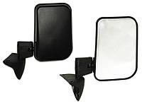 Боковые зеркала наружные заднего вида на для ВАЗ, 2121 NIVA ЗБ-3220 черные 2шт