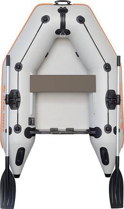 Резиновая лодка надувная моторная одноместная гребная 200*140 см Колибри (Kolibri) КМ-200 Стандарт, фото 2