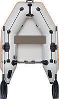 Резиновая лодка надувная моторная одноместная гребная 200*140 см Колибри (Kolibri) КМ-200 Стандарт