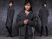 Пальто женское / букле лама / Украина, фото 1