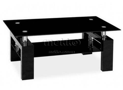 Купить журнальный столик Lisa II czarny lakier