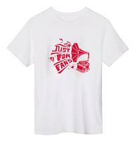 Футболка Mi T-shirts Gramophone White XXL
