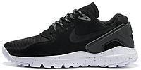 Мужские модные кроссовки 2017 Nike Koth Ultra Low Black Найк черные