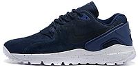 Мужские модные кроссовки 2017 Nike Koth Ultra Low Navy Найк синие