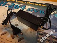 Блок питания 12В 2А DC / AC живлення LED CCTV