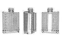 Флакон для парфюмерии Кристал 80 мл 100 шт ящик комплектуется металл спреем