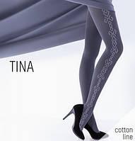 Колготки женские с узором TINA 150 (5)