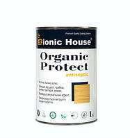 Антисептик Bionic-House Organic Protect antiseptic бесцветный 1л