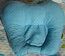 """Ортопедична подушка для малюків """"Супер Стар"""""""