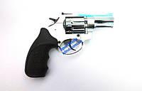 """Револьвер Trooper 2.5"""" сталь хром пласт/чёрн"""