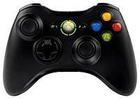 Джойстик Microsoft Xbox 360 BLACK