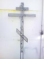 Кованый крест арт.рт 7