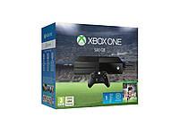 Консоль игровая  MICROSOFT XBOX ONE 500GB + FIFA 2016 BOX, фото 1