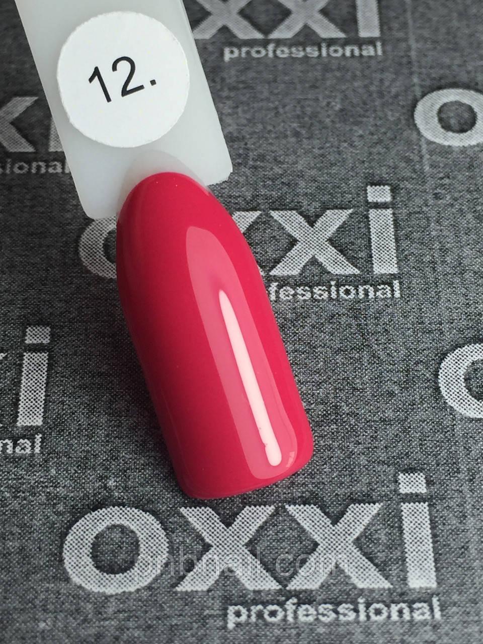 Гель-лак OXXI Professional №012, 8 мл