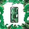 """Iphone 7 / 7 PLUS кожаный чехол панель накладка НАТУРАЛЬНАЯ КОЖА лимоны, розы, листья  Dolce & Gabbana """", фото 2"""
