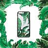 """Iphone 7 / 7 PLUS кожаный чехол панель накладка НАТУРАЛЬНАЯ КОЖА лимоны, розы, листья  Dolce & Gabbana """", фото 3"""