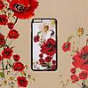 """Iphone 7 / 7 PLUS кожаный чехол панель накладка НАТУРАЛЬНАЯ КОЖА лимоны, розы, листья  Dolce & Gabbana """", фото 8"""