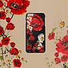 """Iphone 7 / 7 PLUS кожаный чехол панель накладка НАТУРАЛЬНАЯ КОЖА лимоны, розы, листья  Dolce & Gabbana """", фото 9"""