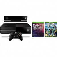 Консоль игровая MICROSOFT XBOX ONE 500GB + KINECT + ZOO Tycoon + Dance Central + Kinect Sports Rivals + LIVE 3