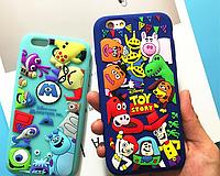 """Iphone 6/6s 4.7 оригинальный чехол панель бампер накладка TPU объемный 3D для телефона """" Disney Store """""""