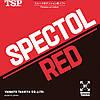 Накладка для настольного тенниса TSP Spectol Red