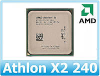 Процессор AMD Athlon II X2 240 AM2+ AM3 2,8 GHz