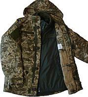 Куртка ВСУ зимняя (всесезонная) уставная комплект 2-а в одном (куртка-парка+утеплитель) р.48-54
