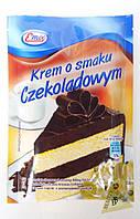 Крем для торта шоколадный вкус Emix Польша