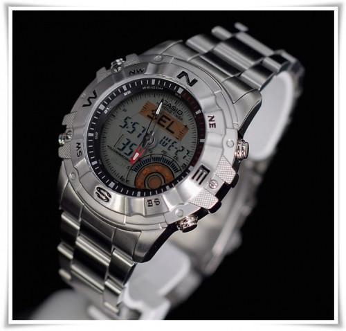 Часы Casio AMW-704D-7A Охотник
