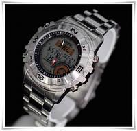 Часы Casio AMW-704D-7A Охотник, фото 1