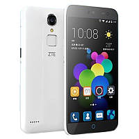 Смартфон ZTE Blade A1 Android 5.1, 2Gb/16Gb, MTK MT6735 Quad Core 1,3 ГГц + бампер + 2 пленки