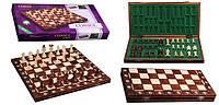 Шахматы махагон 200801 Consul (Консул)