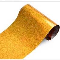 Цветная и голографическая фольга для литья