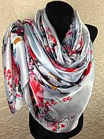 Очень широкий шарф 2790 (цв 11)