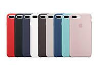 Оригинальный силиконовый чехол (накладка) Apple iPhone 7 Plus Silicone case