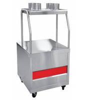 Прилавок для столовых приборов Abat ПСП-70ПМ
