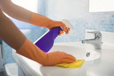 Дезинфекция в домашнем хозяйстве и быту