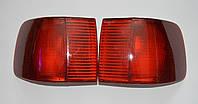 Audi A6 C4 (94-97) седан задние фонари красные комплект 2 шт